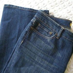 { Seven7 } flare premium denim jeans